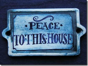 Peace To This House