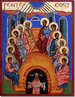 Pentecost Blog